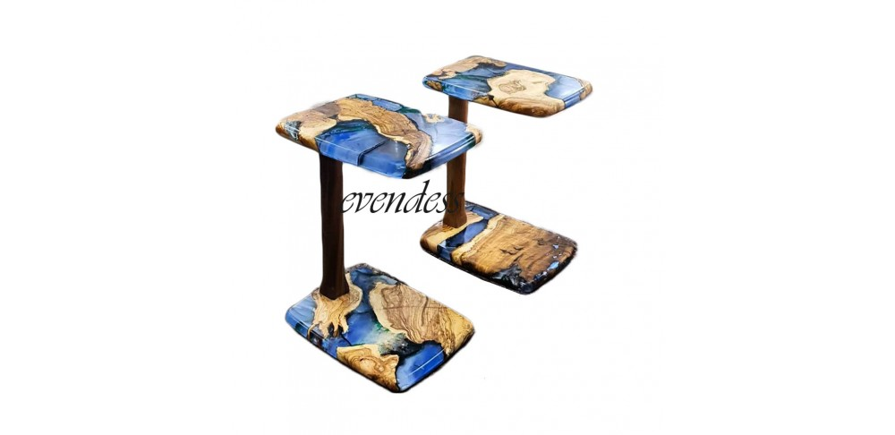 Epoxy coffee table,  river table, olive tree, decor, kitchen, office, balcony, coffee table.