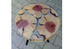 Epoxy coffee table